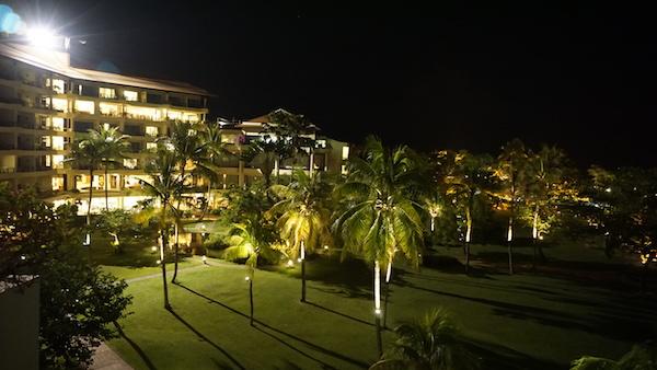 narui.my shangri-la courtyard night