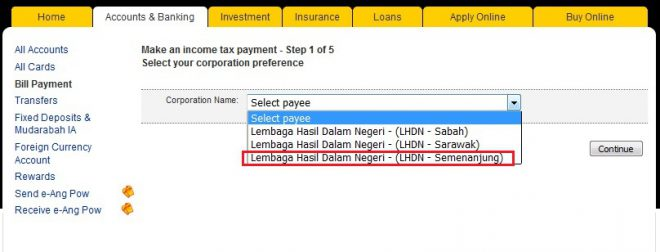 Narui.my Maybank online payment 3