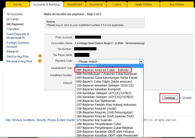 Narui.my Maybank online payment 5