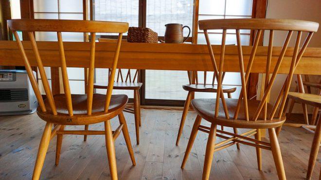 カフェルーラル椅子