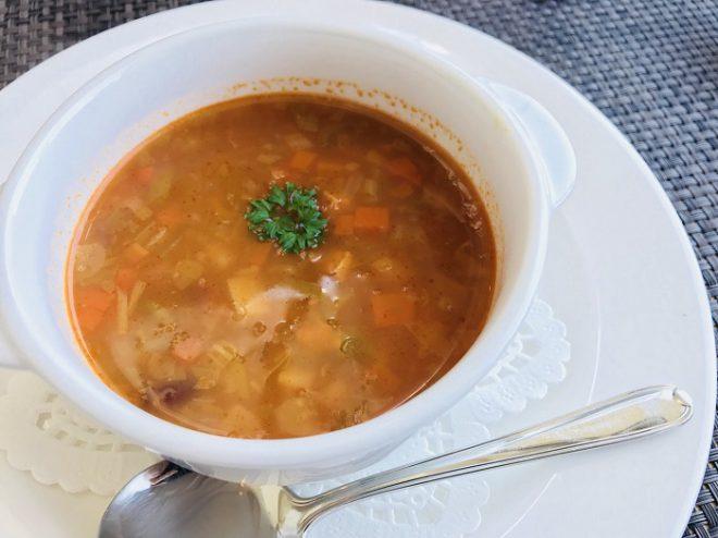 弘前Bon Vue スープ